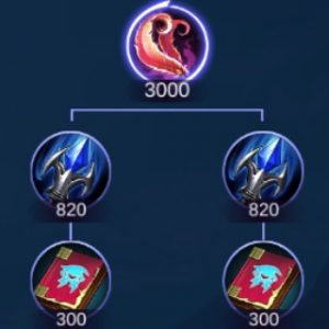 build blood wings guinevere mobile legends